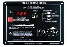NEW Blue Sky Solar Boost 12V 30A MPPT Solar Charge Controller SB3000i