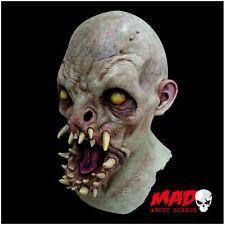 Deluxe FANGS Latex Mask-Halloween/Horror Monster Vampire Mens Costume SCARY!