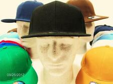 84e59e5f3d7 item 4 Plain Snapback Cap Hat Blank Adjustable Solid Baseball Hat Pit Bull  -Plain Snapback Cap Hat Blank Adjustable Solid Baseball Hat Pit Bull