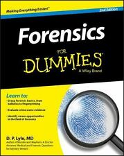 Forensics for Dummies® by Douglas P. Lyle (2016, Paperback)