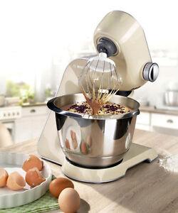 BOSCH Küchenmaschine Set MUM5 - 1000W 3,9L Kochen 1kg Mehl Backen ...