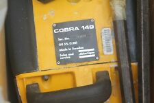 Atlas Copco Cobra 149 Gas Powered Rock Drill Demolition Hammer