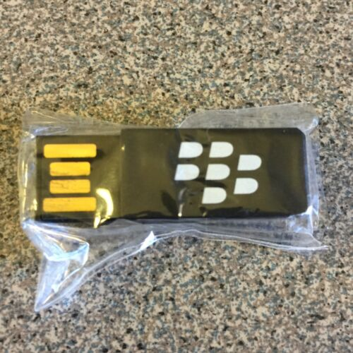 BlackBerry Branded 2 GB USB Stick Rare Item Team BlackBerry!