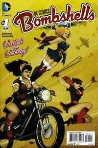 DC-Comics-Bombshells-1-in-Near-Mint-condition-DC-comics-py