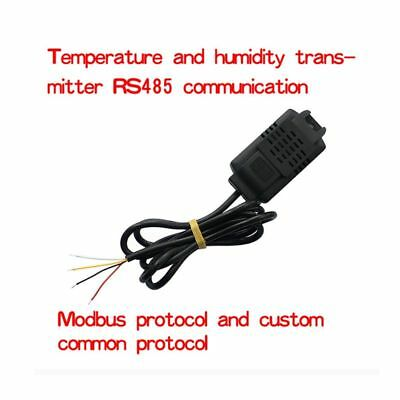 Temperature Humidity Transmitter SHT20 Sensor High Precision Monitoring Modbus RS485