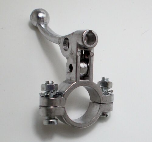 leviers cyclomoteur type mini targa alu KIT poignée accélérateur gaz