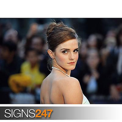 1172 Photo Poster print ART A0 A1 A2 A3 A4 Emma Watson