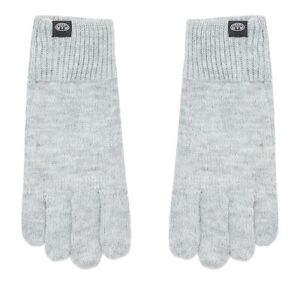 Animal-NEW-Men-039-s-Knitted-Fairmount-Gloves-Grey-Marl-BNWT
