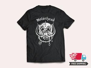 MOTORHEAD-T-Shirt-England-Lemmy-War-Pig-Logo-Rock-Metal-ACE-OF-SPADES-S-5XL-2