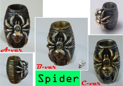 Bracelets Spider Bead for Paracord Lanyards