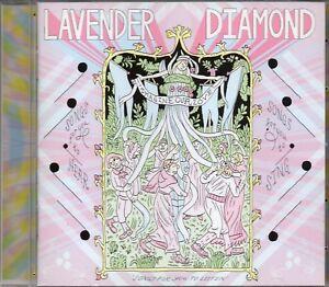 Lavender-Diamond-Imagine-Our-Love-2007-CD-New-amp-Sealed