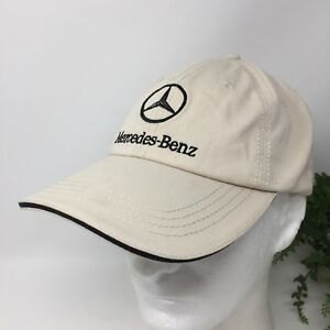 Mercedes South Atlanta >> Details About Leeds Mercedes Benz Baseball Hat White Osfa M B Of South Atlanta