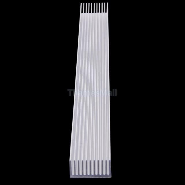 Aluminum Heatsink Heat Sink Cooling for 4pcs x 3W / 12pcs x 1W Leds Light Lamp