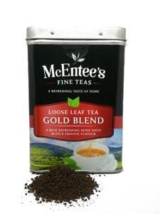 McEntee's Irish Loose Leaf Gold Blend Tea - 500g