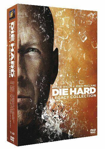 Die Hard Legacy Collection BOX (5 Dvd) - Bruce Willis 20TH CENTURY FOX