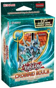 Konami Yugioh Crossed Souls Advance Edition Deck