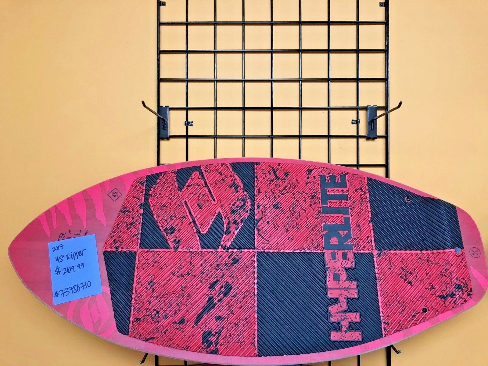 2017 45  Hyperlite Ripper Surfboard
