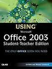 Special Edition Using: Special Edition Using Microsoft Office 2003, Student-Teacher Edition by Ed Bott and Woody Leonhard (2006, Paperback, Student Edition of Textbook, Special)