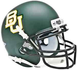 BAYLOR-BEARS-NCAA-Schutt-XP-Authentic-MINI-Football-Helmet