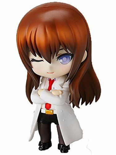 Nendoroid 149 Steins;Gate Kurisu Makise White Coat ver. Figure