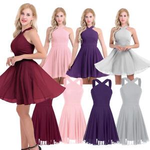 Women-Maxi-Chiffon-Bridesmaid-Short-Dress-Cocktail-Ballgown-Evening-Party-Formal