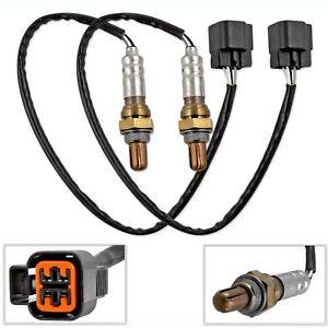 X AUTOHAUX Air Fuel Ratio O2 Oxygen Sensor Replacement Upstream Downstream for Kia Rio 2006-2011 1997290 250-24349