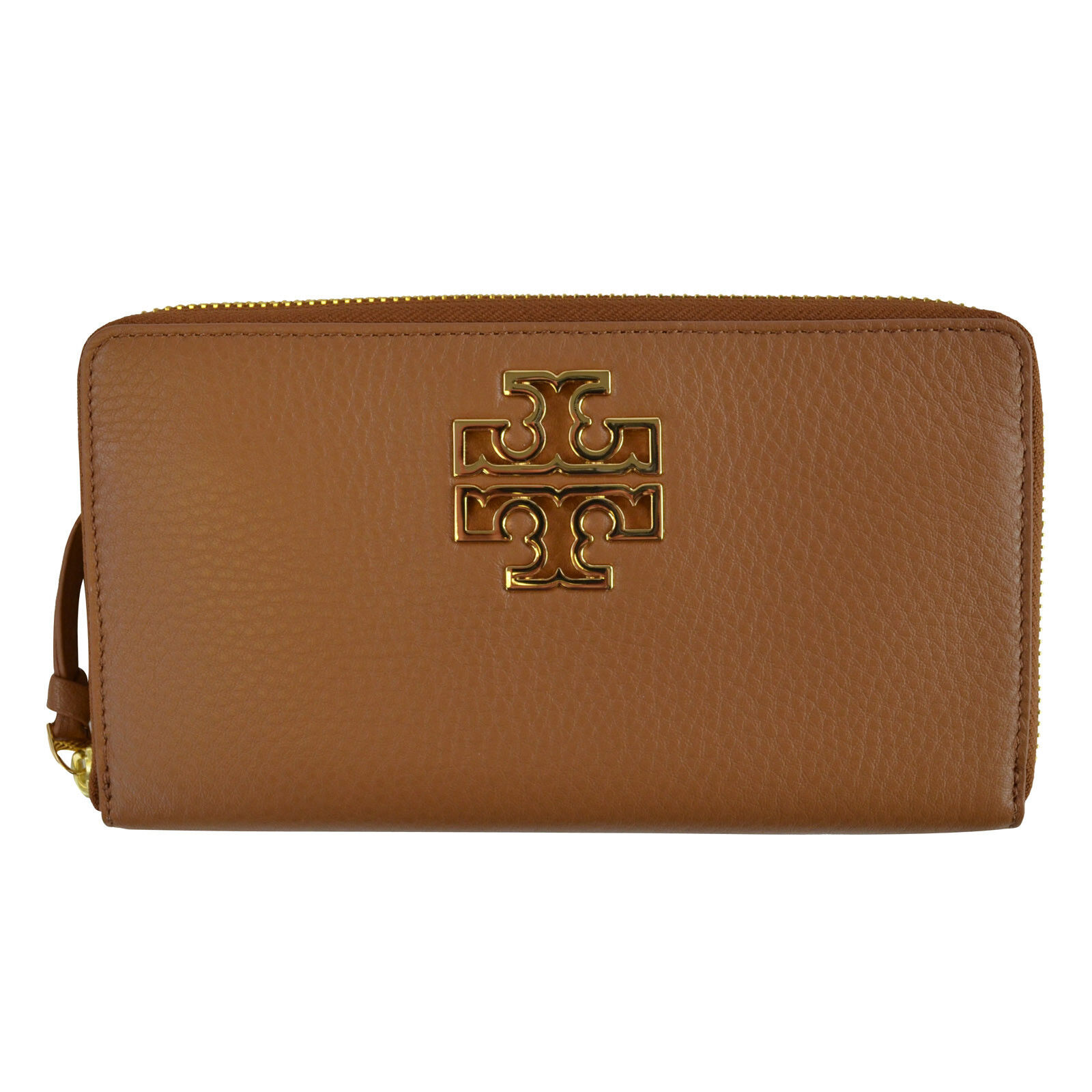 753afb77f037f Tory burch britten zip continental wallet bark leather clutch bag ebay jpg  1600x1600 Tory burch blue