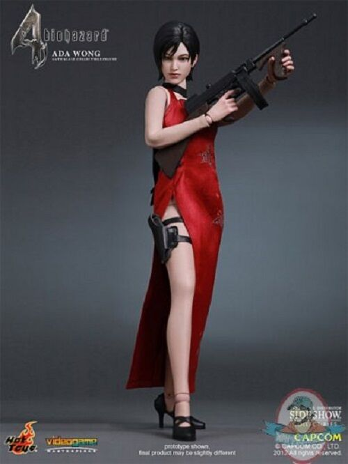 1/6 Scale Resident Evil Biohazard 4 Hd Ada Wong B.S.A.A.Version Hot Toys