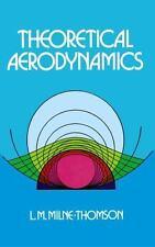 Dover Books on Aeronautical Engineering: Theoretical Aerodynamics by L. M....
