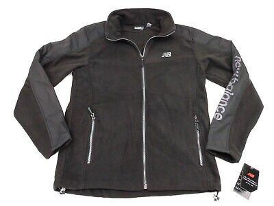 new balance men's fleece jacket