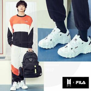 BTS FILA V Shoes oakment TR