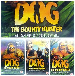 Dog-The-Bounty-Hunter-DVD-Best-of-Season-1-2-3-6-Discs-Europe-Region-2