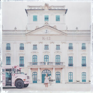 Melanie-Martinez-K-12-Pop-Up-Gatefold-Sleeve-LIMITED-New-Pink-Colored-Vinyl-LP