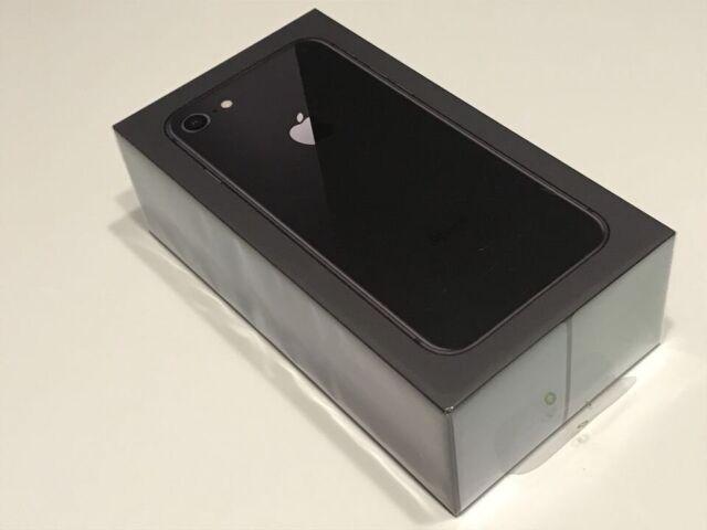 NEW SEALED Apple iPhone 8 -64GB GRAY (Unlocked) TMobile ATT Verizon Sprint A1863