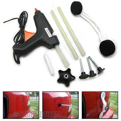 CAR BODY PANEL REPAIR KIT AUTO BODYWORK DENT DING PULLER REMOVER REMOVAL TOOL