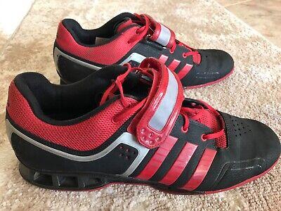 Adidas Adipower Olympic Weightlifting Shoes Squat US 14 UK 13 EU 49 Used Offer | eBay