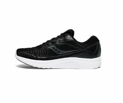 Saucony Kinvara 10 Men's Running Shoes Black x White S204675 19G | eBay