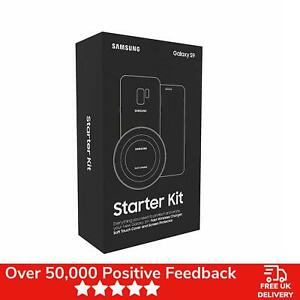 Galaxy-S9-Starter-Kit-Wireless-Charger-Screen-Protector-amp-Silicone-Cover