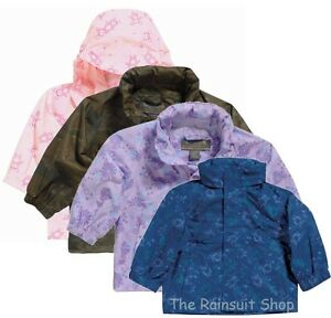NEW-REGATTA-WATERPROOF-HOODED-KIDS-SPLATTER-JACKET-RAINCOAT-BOY-GIRL-1-5-YRS