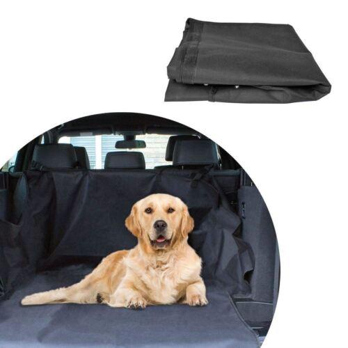 Universal Heavy Duty Water Resistant Car Boot Liner Mat /& Bumper Protector