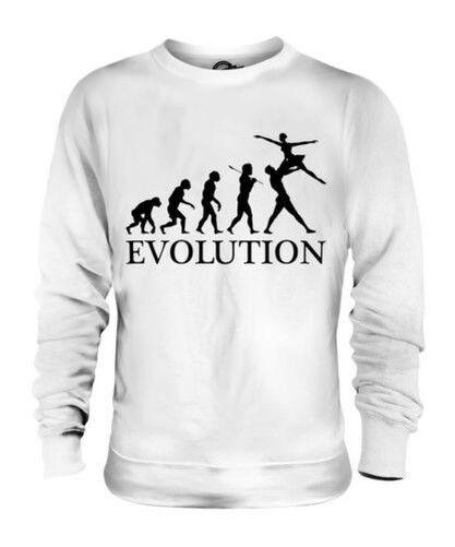 Ballett Evolution des  Herrenchen Unisex Pullover Herren Damen Frauen Geschenk