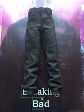 Threezero Breaking Bad brba Jesse Pinkman Negro Jeans Suelto Escala 1/6th