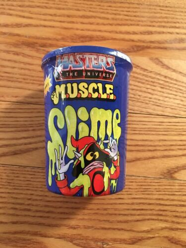 2017 Power-Con Super7 M.U.S.C.L.E Masters Of The Universe Slime Edition wave 2