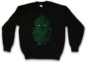 Cthulhu H Wars Lovecraft Horror Pullover Pattern Dunwich Miskatonic P Arkham HUHqCgwx