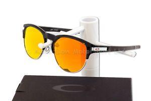 bc86945e570 Image is loading OAKLEY-Latch-Key-Sunglasses-Polished-Black-Ink-Frame-