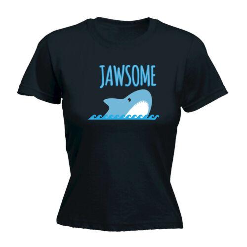 Funny T-Shirt Womens Tee Christmas Birthday Gift TShirt A10 SUPER LADIES
