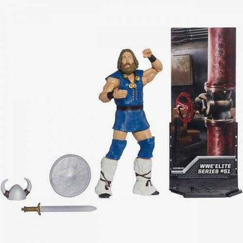 WWE Berzerker Elite Collection 51 Wrestling Figure