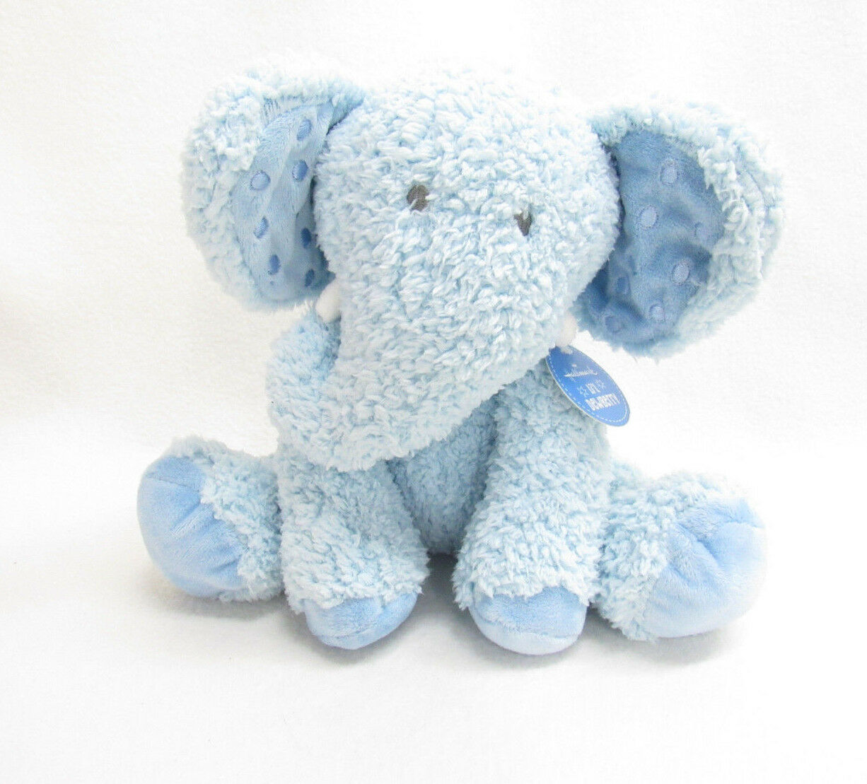 HALLMARK LI'L DEWBERRY STUFFED BABY ELEPHANT DOLL
