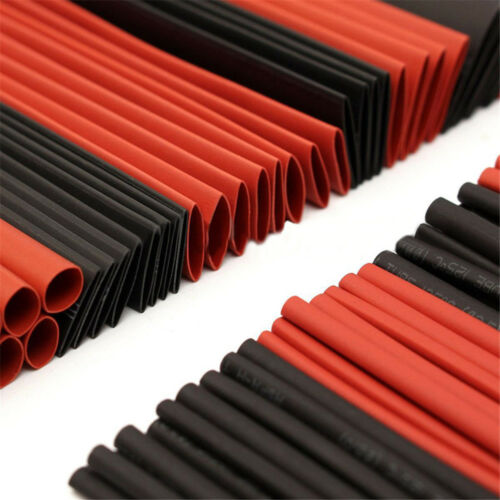 7 Size 127PCS Mix 2:1 Heat Shrink Sleeve Tube Tubing Wrap Wire Electrical Cable