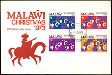 Malawi 1973 Christmas FDC First Day Cover #C40044